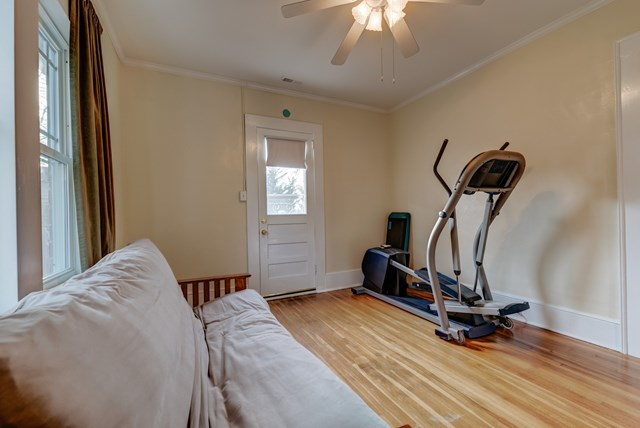 Exercise Room/Guest Bedroom